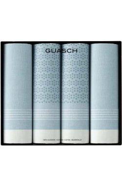 Мужские хлопковые носовые платки Guasch Zeus 95 SU2-01