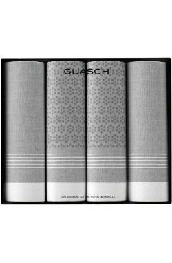 Мужские хлопковые носовые платки Guasch Zeus 95 SU2-02