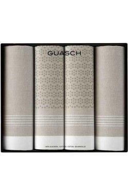 Мужские хлопковые носовые платки Guasch Zeus 95 SU2-03