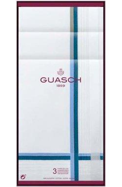 Мужские хлопковые носовые платки Guasch 104.92 D.27