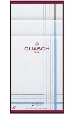 Мужские хлопковые носовые платки Guasch 104.92 D.24