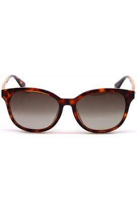 Солнцезащитные очки женские Polaroid PLD4089/F/S-086-LA - wayfarer, Цвет линз - коричневый