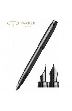 Ручка перьевая Parker IM 17 Achromatic 22 911