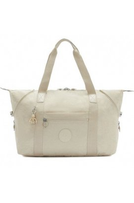 Женская сумка Kipling ART M Dynamic Ivory (F63) K13405_F63
