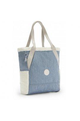 Женская сумка Kipling ALMATO Blue Jeans Bl (G89) KI6294_G89