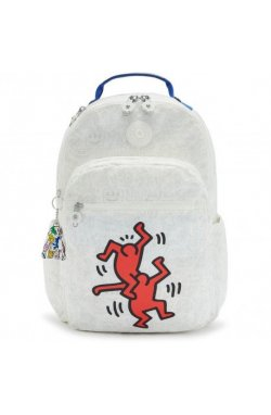 Рюкзак для ноутбука Kipling SEOUL Kh Public Art (68I) KI6498_68I