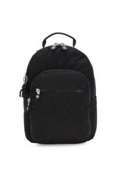 Рюкзак для ноутбука Kipling SEOUL S Black Noir (P39) KI4082_P39