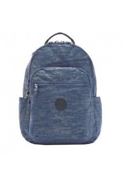 Рюкзак для ноутбука Kipling SEOUL Blue Eclipse Pr (K89) KI4034_K89