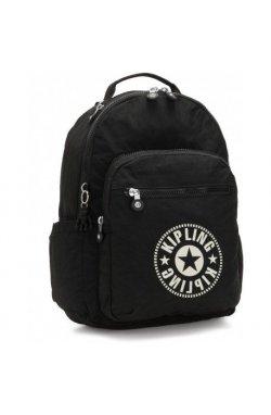 Рюкзак для ноутбука Kipling SEOUL Lively Black (51T) KI3335_51T