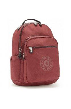 Рюкзак для ноутбука Kipling SEOUL Maroon Black (T31) KI3335_T31