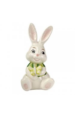 "Статуэтка ""Кролик с бабочкой"" - wws-126"
