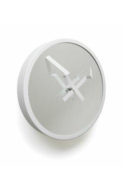 """Часы настенные """"Стрелы"""", белые - wws-435"""