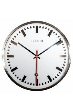 """Часы настенные """"Super Station Stripe"""" - wws-504"""