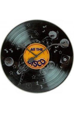 """Часы настенные """"All the Disco"""" - wws-579"""