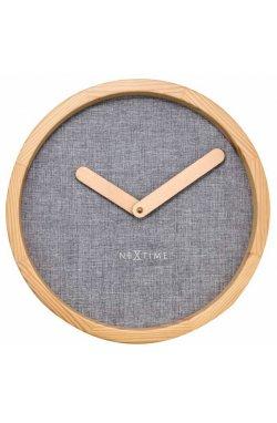 """Часы настенные """"Calm Grey"""" - wws-590"""