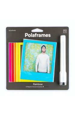 Набор рамок на магните Color Polaframes - wws-607