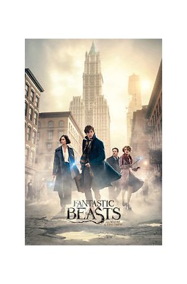 "Постер ""Fantastic Beasts (New York Streets)"" (PP 34026@) 61 x 91,5 cм - wws-842"