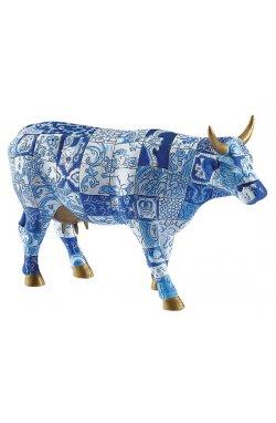 """Коллекционная статуэтка корова """"ORA Poix"""" - wws-2244"""