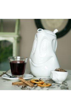 Чайник Tassen Хорошее настроение (1,2 л), фарфор - wws-2597
