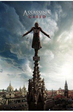 "Постер ""Assassin's Creed Movie (Spire Teaser)"" (Уценка) 61 x 91,5 cм - wws-4144"