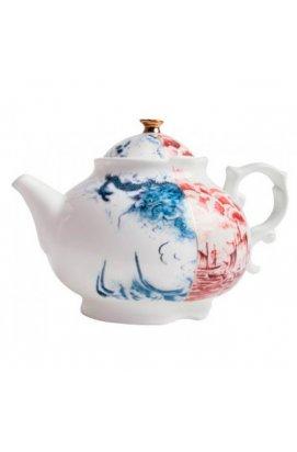 """Заварочный чайник """"Hybpid"""" фарфоровый - wws-5204"""