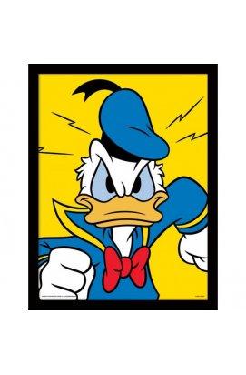 Постер в раме Donald Duck (Mad) - wws-6077