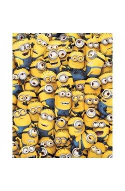 """Постер мини """"Despicable Me (Many Minions)"""" 40 x 50 см - wws-7110"""