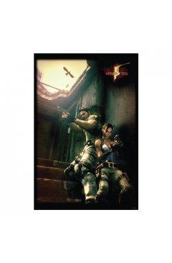 "Постер ""Resident Evil 5 "" 61 x 91,5 см - wws-7135"