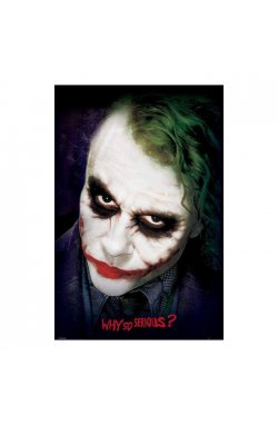 "Постер ""The Dark Knight"" 61 x 91,5 см - wws-7148"