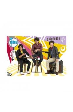 """Постер """"Jonas-Sitting"""" 61 x 91,5 cм - wws-7835"""