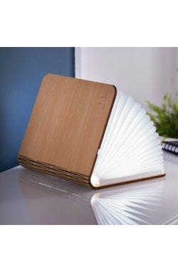 "Светильник-книга ""MAPLE SMART"" мини, дерево клен - wws-8041"