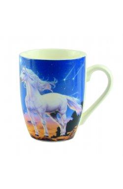 """Чашка """"Mug unicorn Desing"""", синяя - wws-8642"""