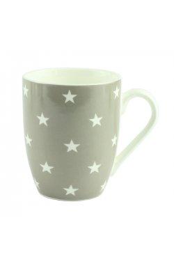 "Чашка ""Маленькие звезды"", фарфор - wws-8646"