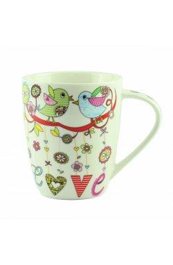 "Чашка ""Mug bird love"", 10 см - wws-8651"