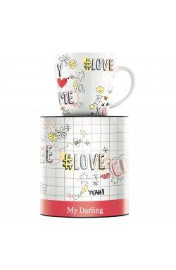 "Чашка для кофе ""My"" от Concetta Lorenzo 9,5 см - wws-8694"