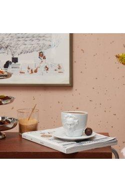 Чашка с блюдцем Tassen Иоганн Вольфганг фон Гете (260 мл), фарфор - wws-8817