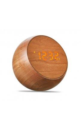 Часы Gingko Tumbler Click, вишня - wws-8842