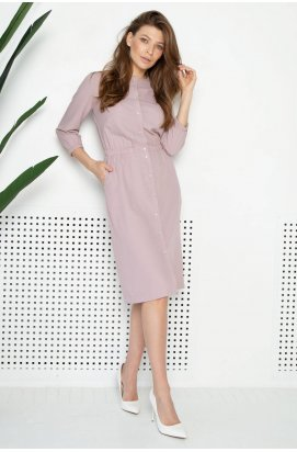 Платье 3101-PW01 - Пудра