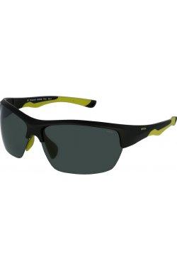 Солнцезащитные очки INVU A2010B - облегающие, Цвет линз - зеленый
