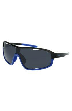 Солнцезащитные очки INVU A2103A - маска, Цвет линз - серый