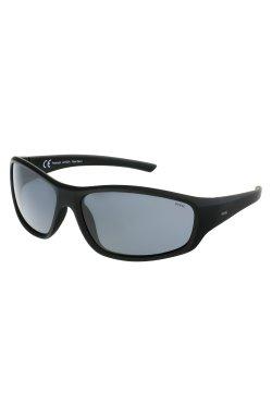 Солнцезащитные очки INVU A2105A - облегающие, Цвет линз - серый