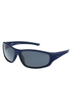 Солнцезащитные очки INVU A2105B - облегающие, Цвет линз - серый