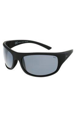 Солнцезащитные очки INVU A2106A - облегающие, Цвет линз - серый