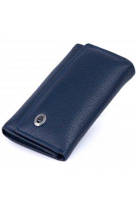 Ключница-кошелек унисекс ST Leather 19228
