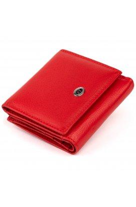 Компактный кошелек женский ST Leather 19259 Красный