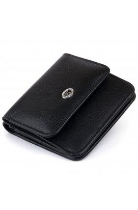 Маленький кошелек на кнопке женский ST Leather 19232