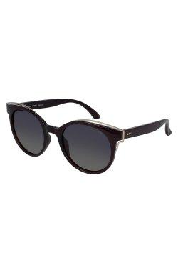 Женские солнцезащитные очки INVU B2939E - бабочки, Цвет линз - фиолетовый