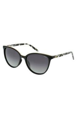 Женские солнцезащитные очки INVU Z2106A - бабочки, Цвет линз - серый;зеленый