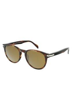 Солнцезащитные очки INVU P2100B - круглые, Цвет линз - зеленый