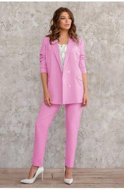 Пиджак 3003-PW06 - Рожевий